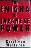 Cover of: The enigma of Japanese power
