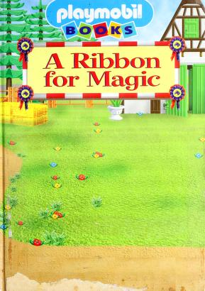 Cover of: A ribbon for magic |